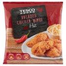 Tesco Quick-Frozen Hot Breaded Chicken Wings 900 g
