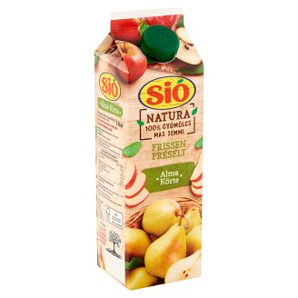 Sió Directly Pressed Apple-Pear Juice 1 l