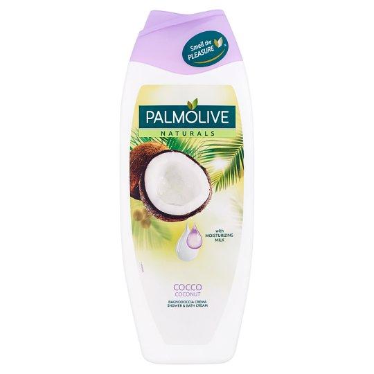 Palmolive Naturals Coconut tus- és habfürdő 500 ml