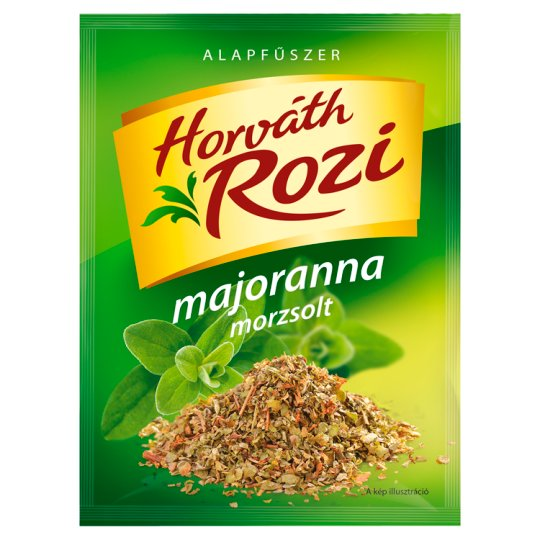 Horváth Rozi Crumbled Marjoram 6 g