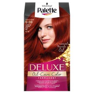Schwarzkopf Palette Deluxe Intense Cream Hair Colorant 678 Intense Red
