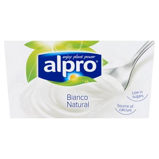 Alpro Unflavoured Soy Product 2 x 125 g