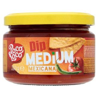 Poco Loco Hot Tomato Sauce 260 g