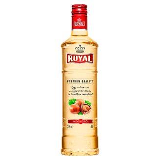 Royal mogyoró likőr 30% 0,5 l