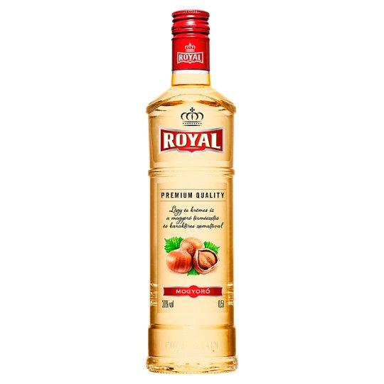 Royal Hazelnut Liqueur 30% 0,5 l