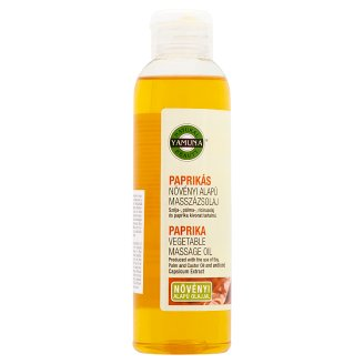 Yamuna Paprika Vegetable Massage Oil 250 ml