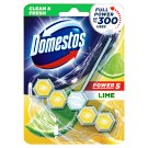 DOMESTOS Power5 WC frissítő blokk Lime 55 g