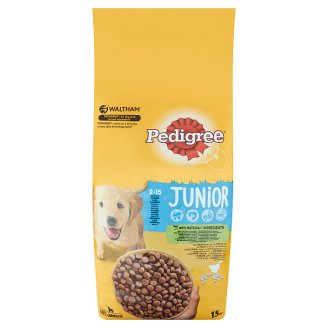 Pedigree Vital Protection Junior Complete Pet Food for Puppies and Mother Dogs 15 kg