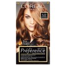 L'Oréal Paris Préférence 6.35/A3 Light Chestnut Premium Ultra-Resistant Colorant