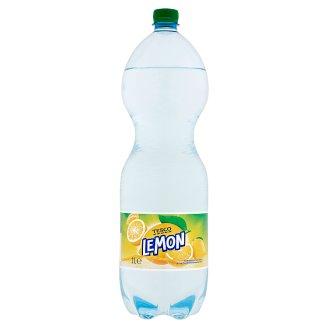 Tesco citromízű szénsavas üdítőital cukorral és édesítőszerrel 2 l