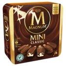 Magnum Mini Classic Vanilla Multipack Ice Cream 6 x 60 ml
