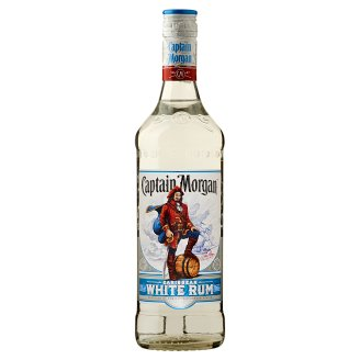 Captain Morgan White rum 37,5% 0,7 l