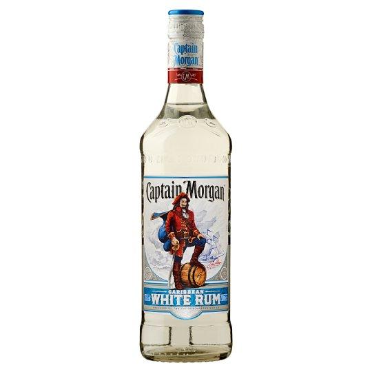 Captain Morgan White Rum 37,5% 0,7 l