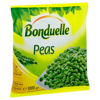 Bonduelle gyorsfagyasztott zöldborsó 1000 g