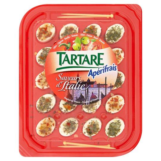 Tartare Apérifrais Gusto Italiano olaszos fűszerezésű sajtfalatkák 100 g