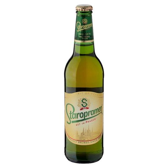 Staropramen Premium Lager Beer 5 % 0,5 l