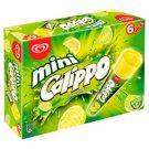 Calippo Mini Multipack Citromos-Lime Jégkrém 6 x 80 ml