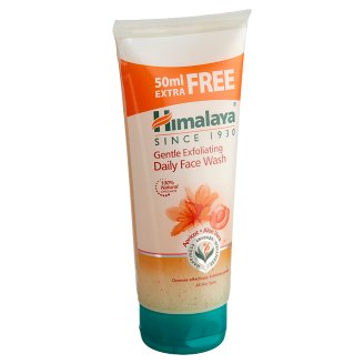 Himalaya Herbals Gentle Exfoliating Daily Face Wash for All Skin Types 150 ml