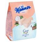Manner ropogós ostya kókuszkrém töltelékkel 400 g