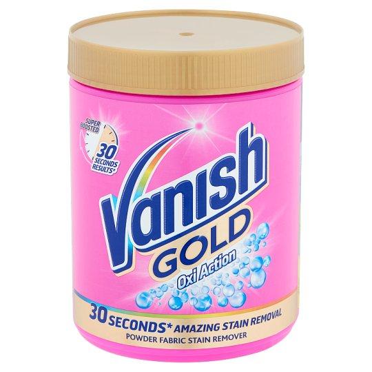 Vanish Gold Oxi Action folteltávolító por 940 g