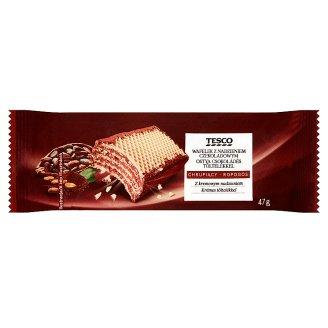 Tesco ostya csokoládés töltelékkel 47 g