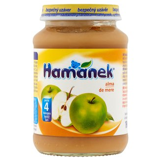 Hamánek Apple Dessert for Babies 4+ Months 190 g