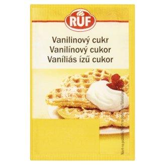 RUF vaníliás ízű cukor 10 x 8 g