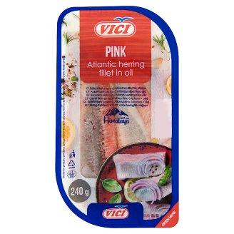Vici Pink Atlantic Herring Fillet 240 g