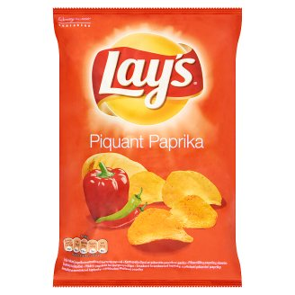 Lay's Piquant Paprika Flavoured Potato Crisps 77 g