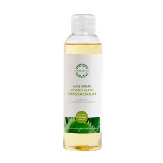 Yamuna Aloe Vera Vegetable Massage Oil 250 ml