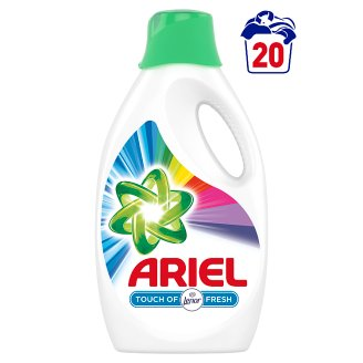 Ariel Washing Liquid Touch Of Lenor Fresh 1.1 L, 20 Washes