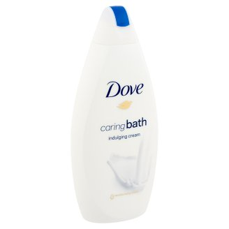 Dove kényeztető krémhabfürdő 500 ml