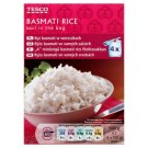 Tesco Boil in the Bag Basmati Rice 4 x 125 g