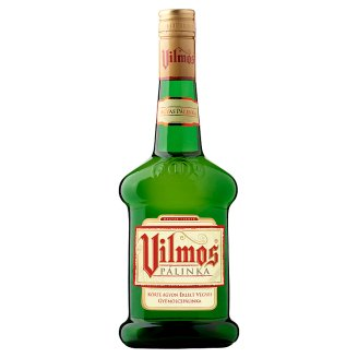 Vilmos Pear Palinka on Fruit Bed 37,5% 0,7 l