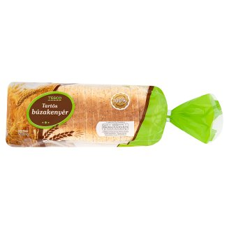 Tesco Long-Life Wheat Bread 500 g