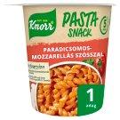 Knorr Pasta Snack tészta paradicsomos-mozzarellás szósszal 72 g