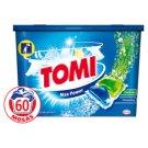 Tomi White Caps Liquid Washing Capsules 60 Washes