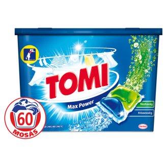 Tomi White Caps mosókapszula fehér ruhákhoz 60 mosás