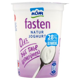 NÖM Fasten Low-Fat Unflavoured Yoghurt 250 g