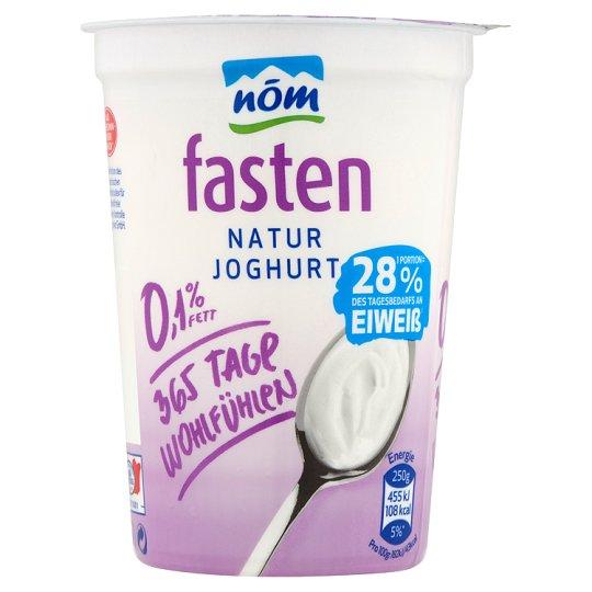NÖM Fasten Low-Fat Unflavoured Yoghurt 250 g