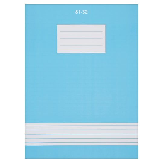 81-32 Lined Exercise Book