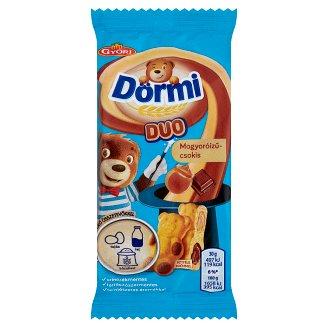 Dörmi DUO Soft Sponge Cake with Chocolate Cream and Hazelnut Flavoured Cream 30 g