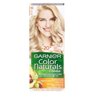 image 1 of Garnier Color Naturals Crème 10 Extra Blonde Nourishing Permanent Hair Colorant