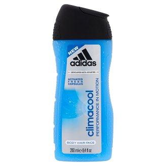 Adidas Climacool 3 in 1 Shower Gel 250 ml