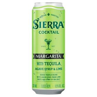 Sierra Margarita Alcoholic Drink 4,9% 0,33 l