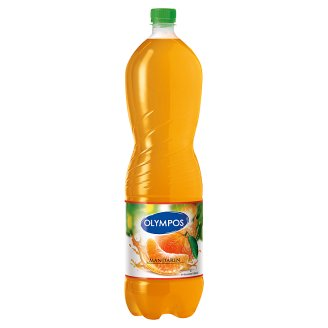 Olympos Tangerine Juice with Pulp 1,5 l