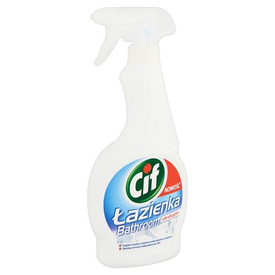 CIF Ultragyors Fürdőszobai Spray 500 ml