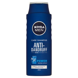 NIVEA MEN Power Anti-Dandruff Care Shampoo 400 ml