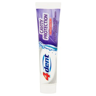 4Dent Cavity Protection fogkrém 125 ml
