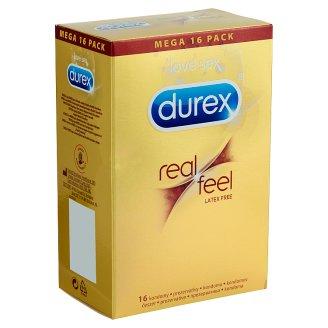 Durex RealFeel Condoms 16 pcs
